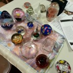 Paperweights....